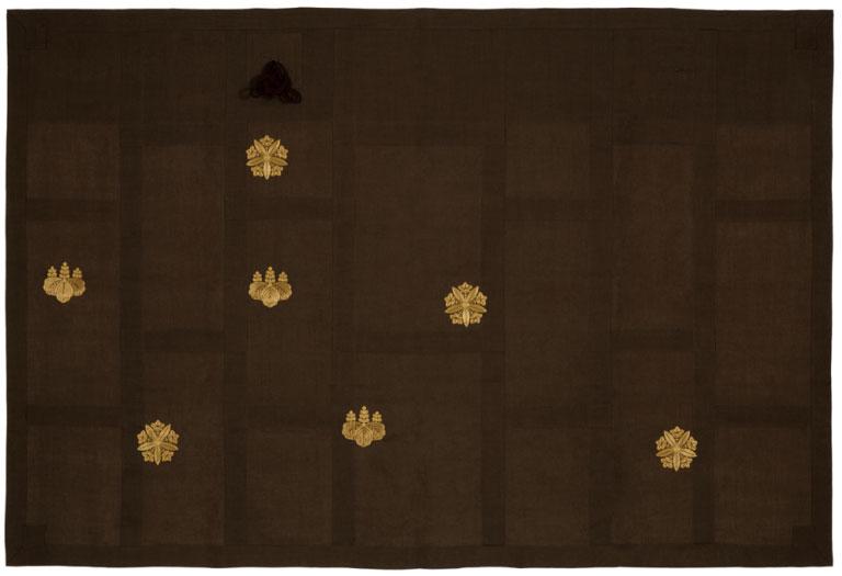 月山上布(井筒屋オリジナル麻生地) 袈裟