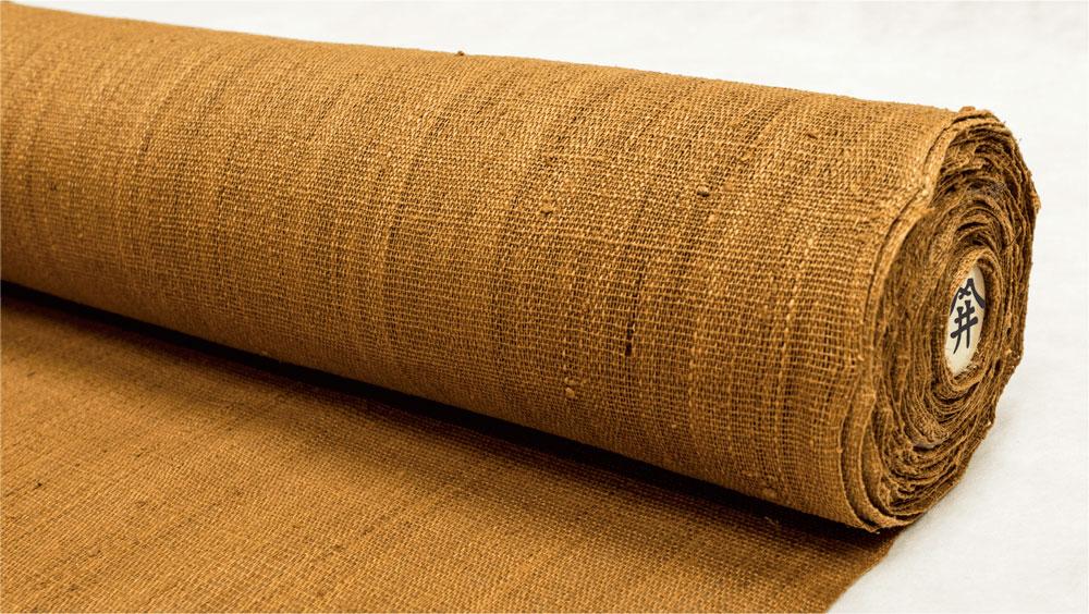 蓮糸織 renshi-ori 蓮 生地